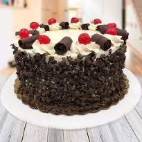 Chocolaty Black Forest Cake