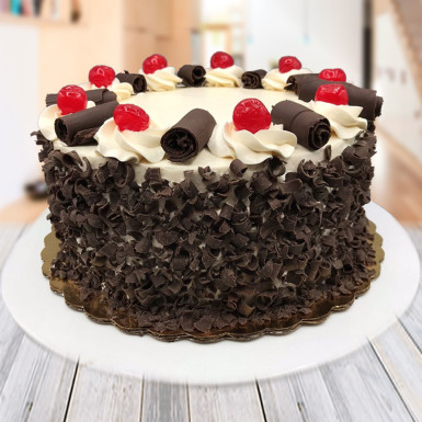 Buy Chocolaty Black Forest Cake