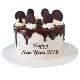 Buy New year Oreo Cake