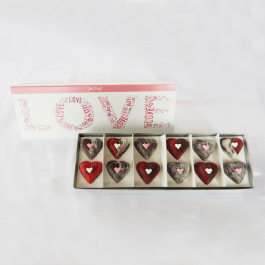 Buy Romantic Valentine Chocolate Cheer