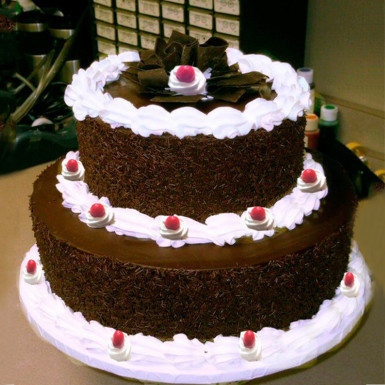 2 tier Cake | Winni