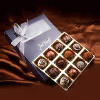 Belgian Style Pralines box of 12