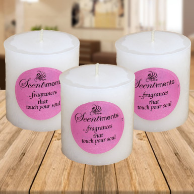 Buy Set of 3 Candles