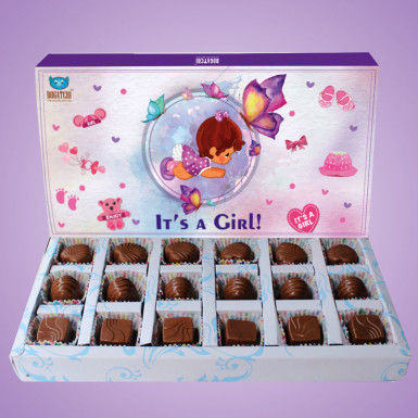 Buy Box of Chocolaty Delights