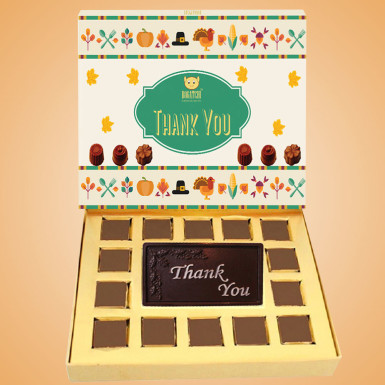 Buy Thank You Chocolates