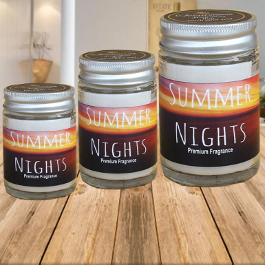 Buy Premium Summer Candles