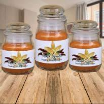 French Vanilla Jar Candles