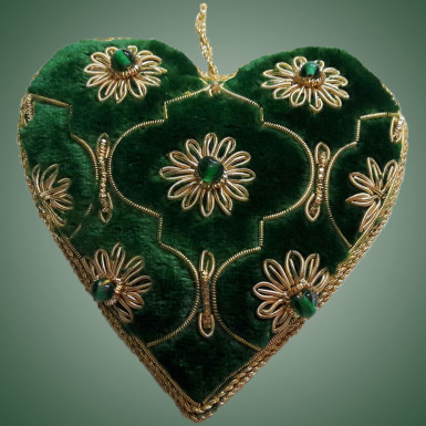 Buy Hanging Heart Decoration
