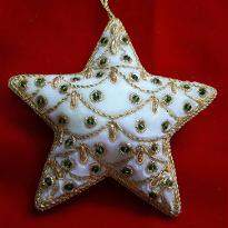 Magnificent Star shaped Tree decor