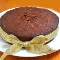 Delicate Plum Cake