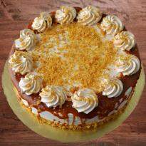 Heavenly Butterscotch Cake