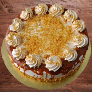 Buy Heavenly Butterscotch Cake