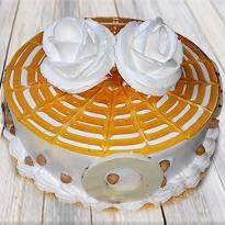 Enticing Butterscotch Cake