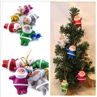 Buy Xmas tree with Santa Claus