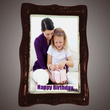 Buy Chocolate Photo Frame