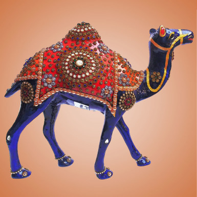 Buy Camel with Stone Work