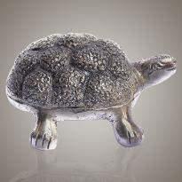 White Metal Unique Tortoise