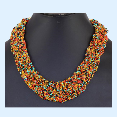 Buy Multi Color Necklace