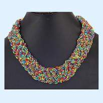 Stunning Multicolor Necklace