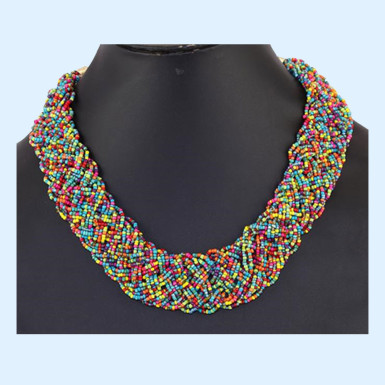Buy Stunning Multicolor Necklace