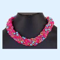 Stylish Beaded Necklace