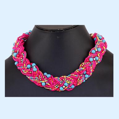 Buy Stylish Beaded Necklace