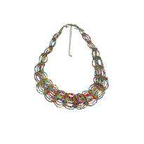 Charming Multi String Necklace