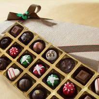Christmas Chocolate Delight