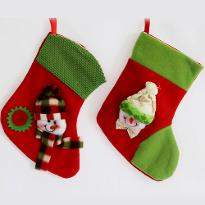 Christmas Stocking  2 pcs