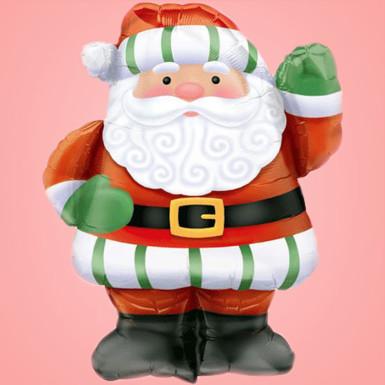 Buy Santa Foil Balloon
