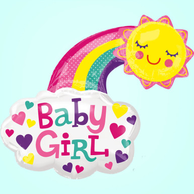 Buy Baby Girl Balloon