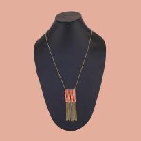 Stylish Long Chain Necklace