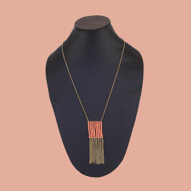 Buy Stylish Long Chain Necklace