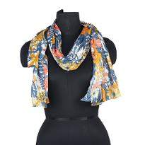Gorgeous Floral Print Scarf