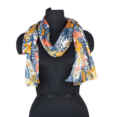 Buy Gorgeous Floral Print Scarf