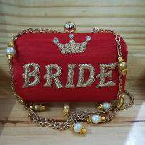 Perfect Bridal Clutch