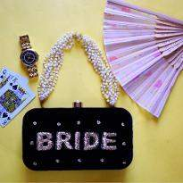 Perfect Clutch for Bride