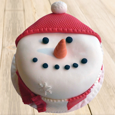Buy Happy Snowman Cake