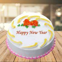 Yummy New Year Cake