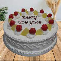 Amazing New Year Cake