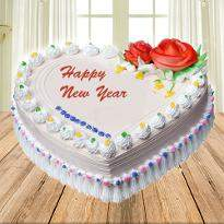 Heavenly New Year Cake