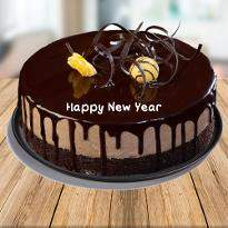 Cute New Year Cake