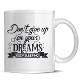 Buy Live your dreams Cup