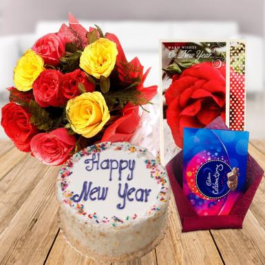 Buy New Year Joy Gift Hamper