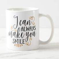 Make Smile with Mug