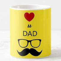 Love for Dad Mug