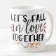 Buy Fall in Love Mug