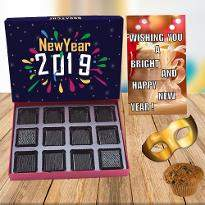 New Year Chocolate Hamper