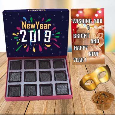 Buy New Year Chocolate Hamper