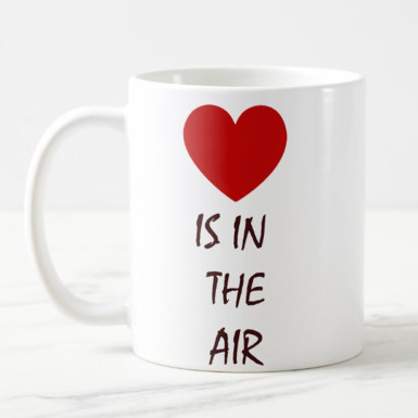 Buy Love in Air Cup